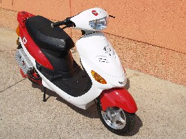 IO SCOOTER 1500GT